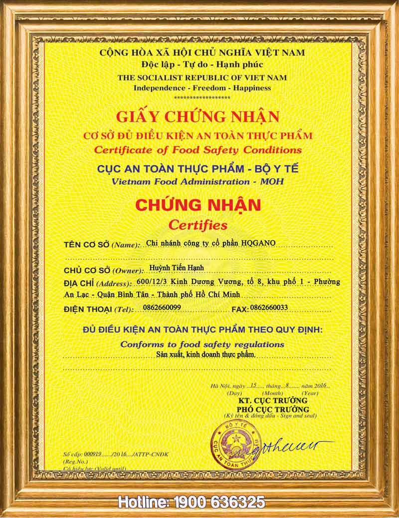 GIỚI THIỆU CHUNG VỀ THƯƠNG HQ NANO - NẤM LINH CHI REISHI