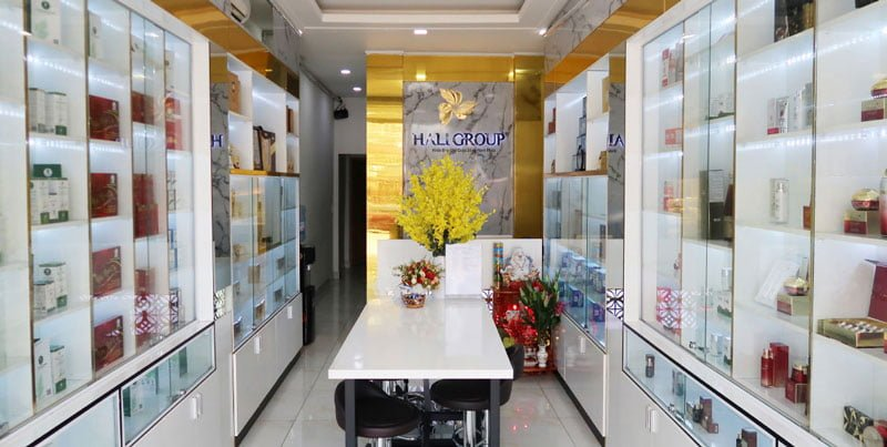 showroom haligroup