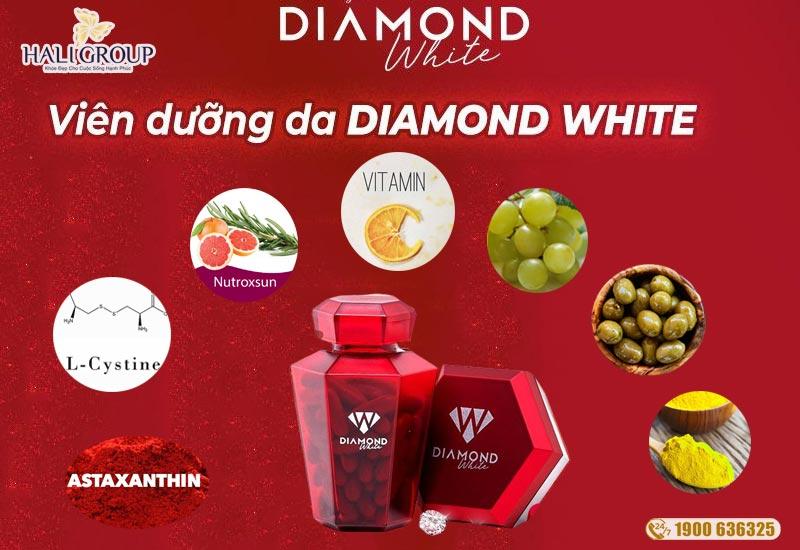 beauty diamond white