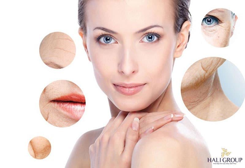 Collagen có ảnh hưởng rất nhiều đến da