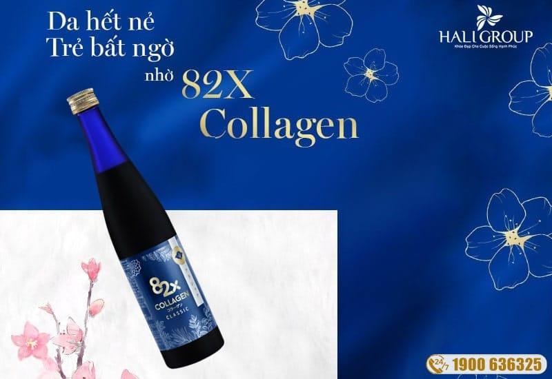 Đối tượng sử dụng collagen 82x classic của nhật