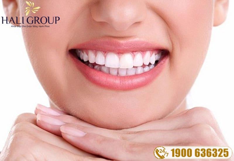 Collagen cũng có tác dụng với răng