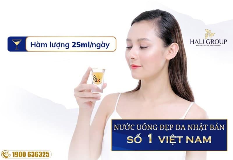 cách sử dụng collagen 82x nhập khẩu nhật bản mang lại hiệu quả nhất