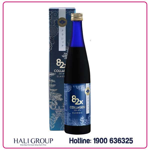 Nước Uống Collagen 82X Classic Nhật Bản – Mẫu Mới Nhất 2020