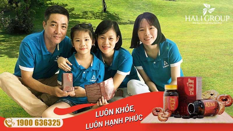 ĐÔNG TRÙNG HẠ THẢO TRONG ĐÔNG TRÙNG LINH CHI