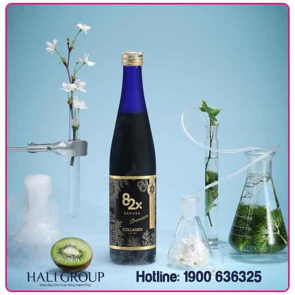 collagen 82x sakura premium nhật bản chính hãng