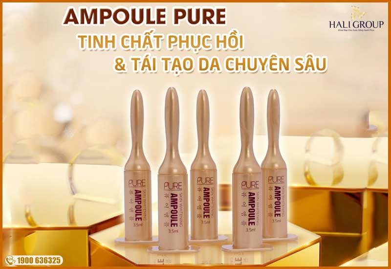 tinh chất keo ong Pure