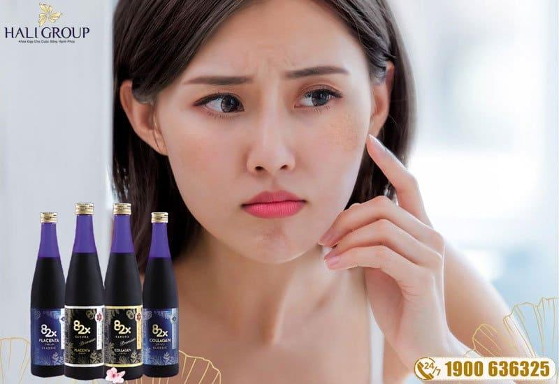 Đối tượng phù hợp sử dụng combo 82x sakura collagen nhật bản mới 2020